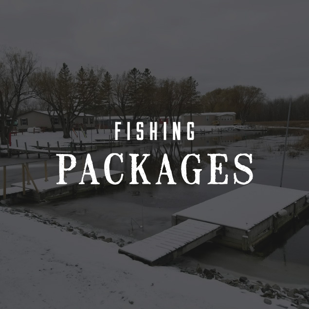 Ken Mar Ke Resort Fishing Packages Lake of the Woods